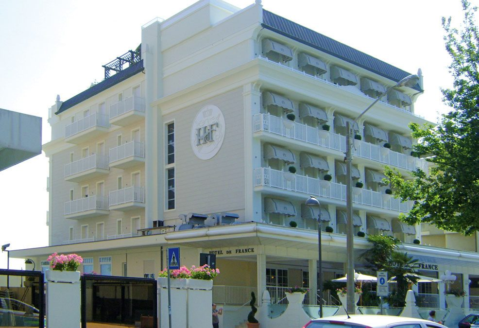 Hotel De France – Rimini (RN)