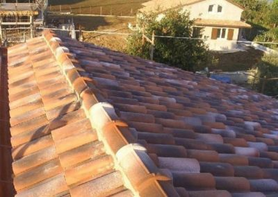 copertura tetti con tegole