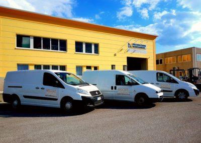 furgoni aziendali