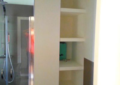 realizzazione di mobili su misura in cartongesso
