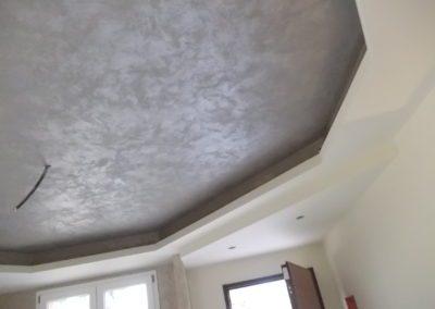 realizzazione di pitture decorative per interni