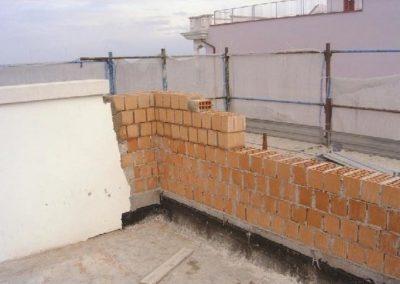 rifacimento parapetti e balconi