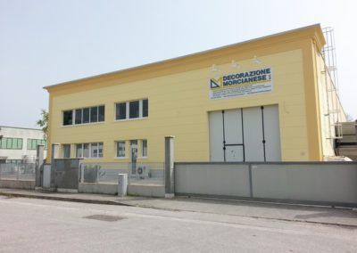 Capannone Industriale – San Clemente (RN)